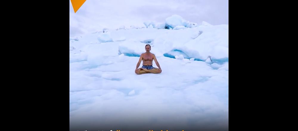 L'uomo di ghiaccio