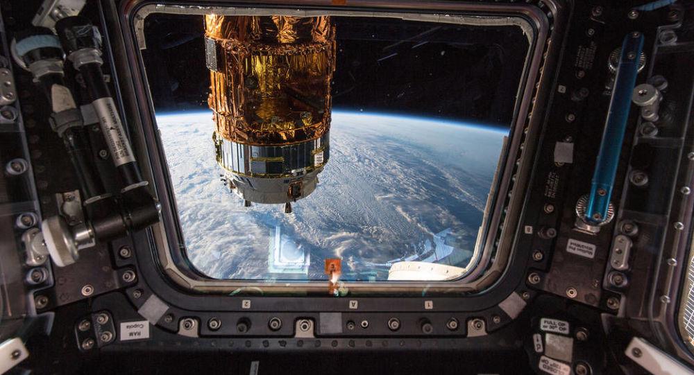 La Terra vista dalla ISS