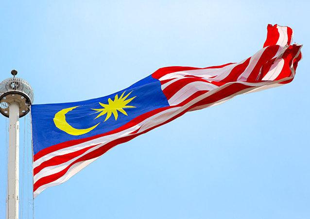La bandiera della Malesia