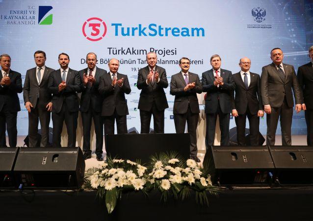 Putin a Istanbul per completamento Turkish Stream