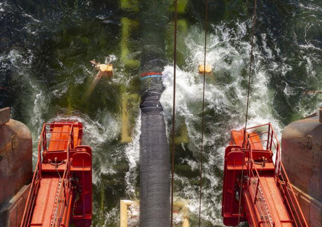 Costruzione Nord Stream 2