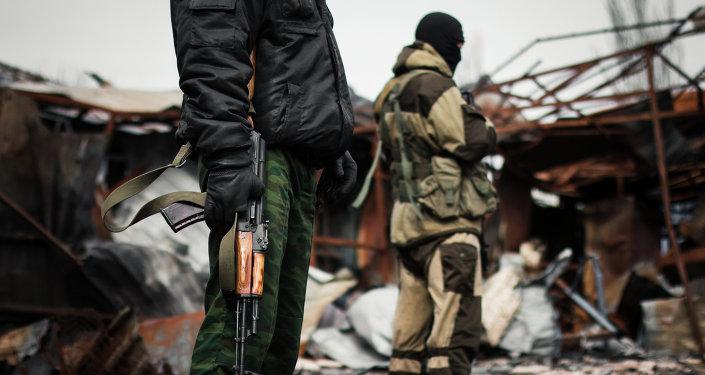 Situazione in Donbass