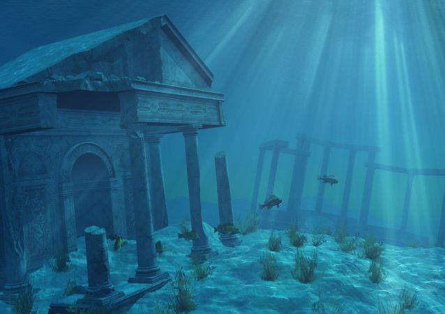 Le rovine antiche