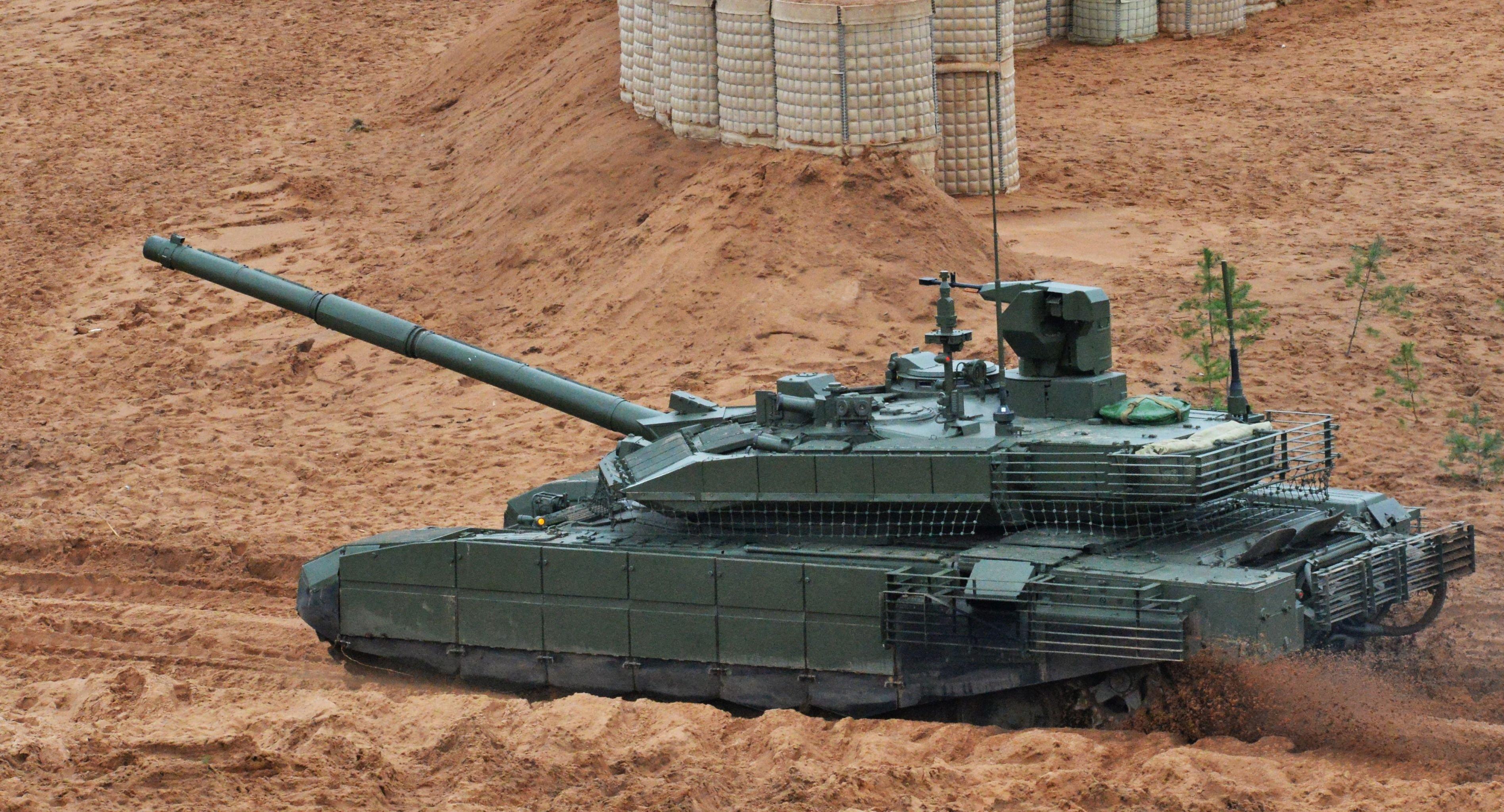 Carro armato T-90M