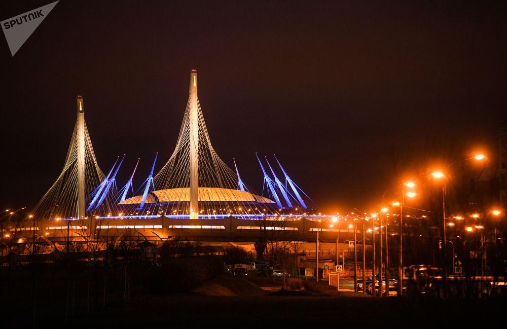 San Pietroburgo d'inverno