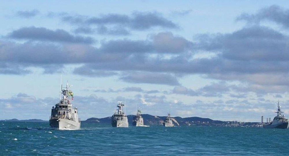 L'operazione Missilex 2017 realizzata dalla Marina militare brasiliana