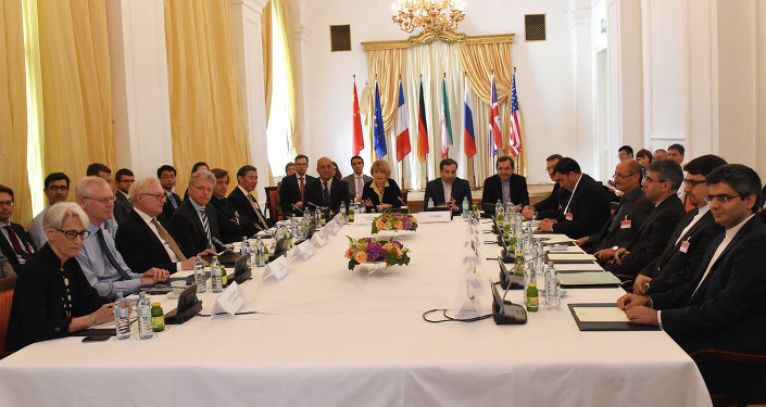 Trattative a Vienna sul programma nucleare dell'Iran (foto d'archivio)