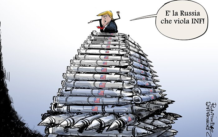 Trattato INF, gli USA lanciano ultimatum alla Russia