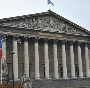 Assemblea Nazionale a Parigi