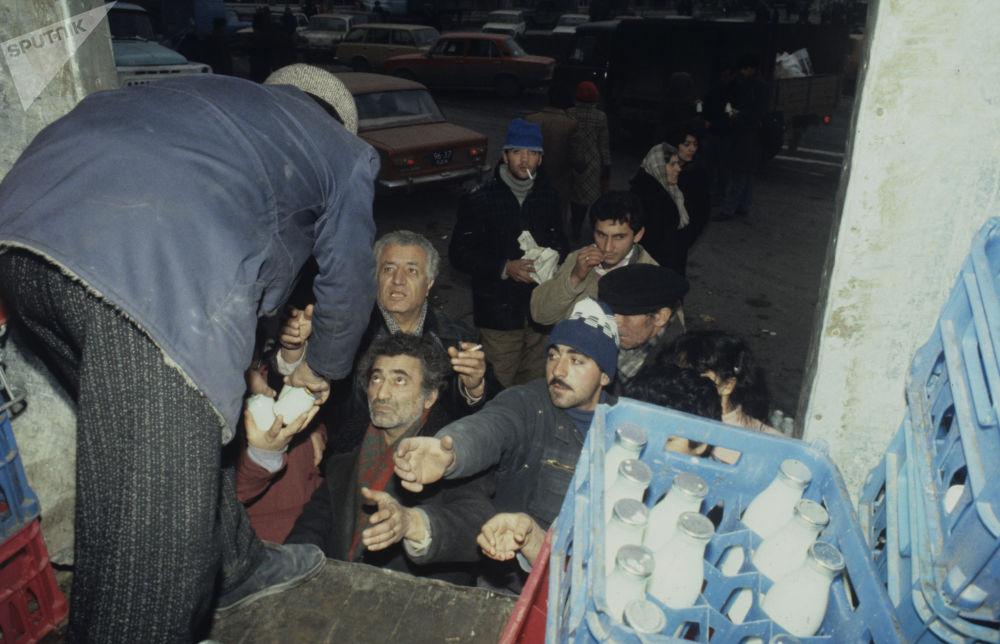 Il terremoto di Spitak del 7 dicembre 1988