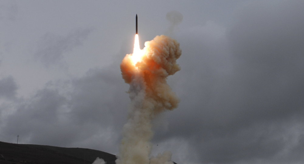 Missile launch