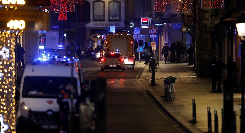 A Strasburgo sono stati esplosi diversi colpi d'arma da fuoco