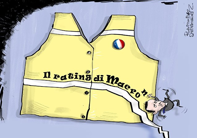 Il rating di Macron
