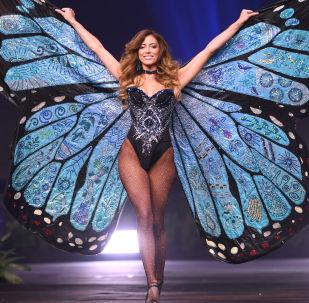 Natalia Carvajal, Miss Costa Rica 2018 al concorso Miss Universe