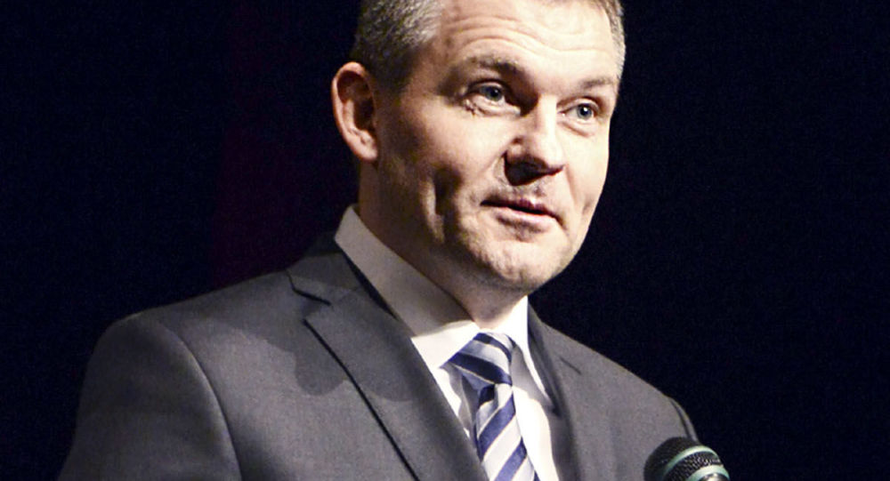 Il premier slovacco Peter Pellegrini
