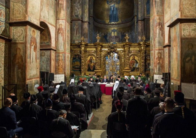 Chiesa ortodossa in Ucraina