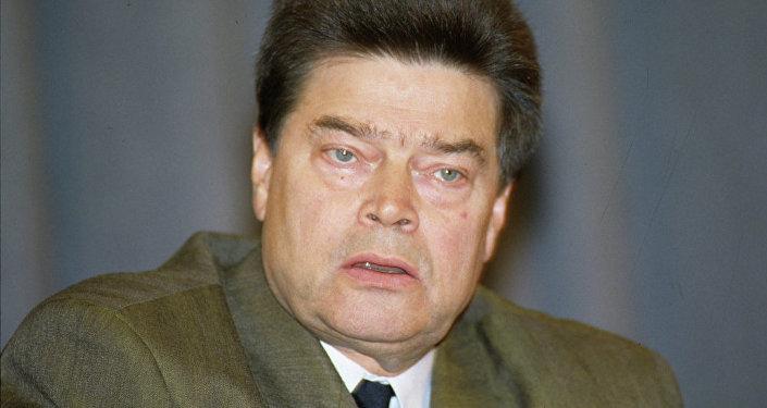Boris Pankin, analista del Club Zinoviev dell'agenzia russa di stampa internazionale Rossiya Segodnya.