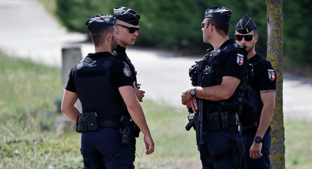 La polizia frencese