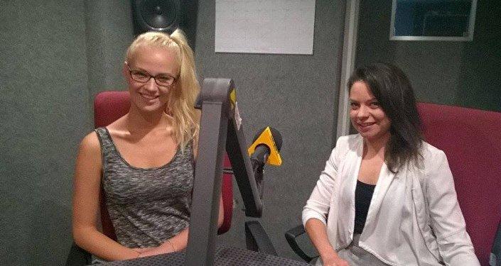 Due speaker di radio Hobby