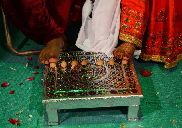 Matrimonio indiano