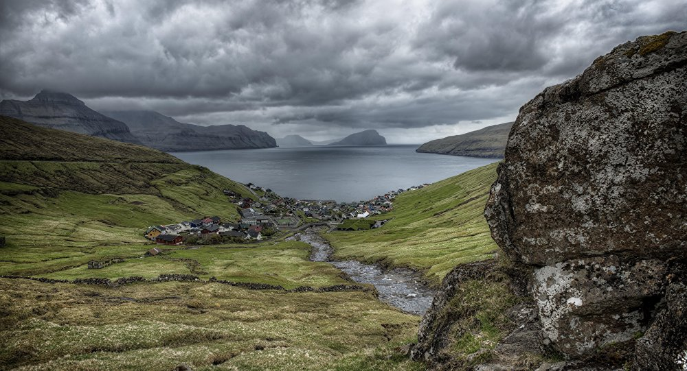 Kvivik, Faroe Islands