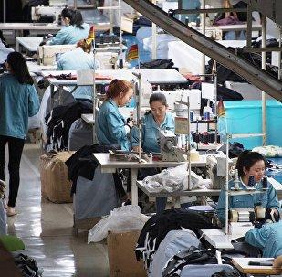 Al lavoro in Cina