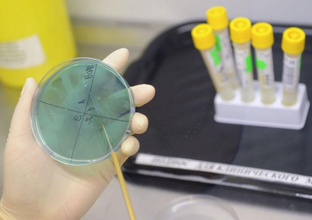 Laboratorio in ospedale (foto d'archivio)