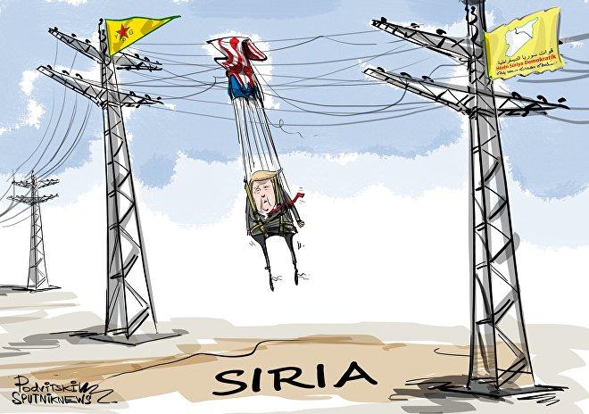 Per gli Usa è difficile andarsene dalla Siria