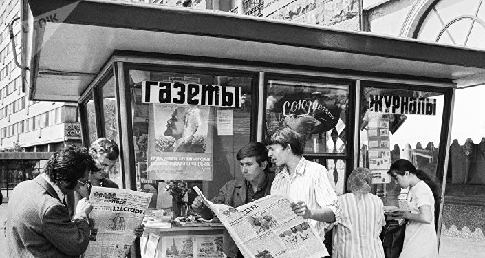 I moscoviti nel 1975