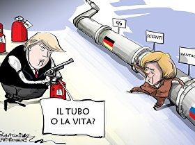 Ambasciatore USA in Germania chiarisce le minacce su Nord Stream-2