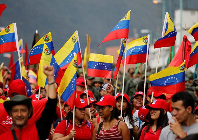 Le bandiere del Venezuela