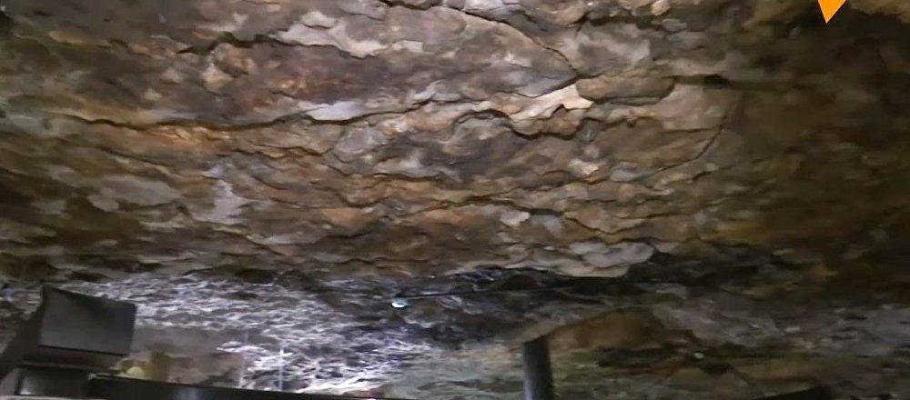 Un ristorante nella grotta