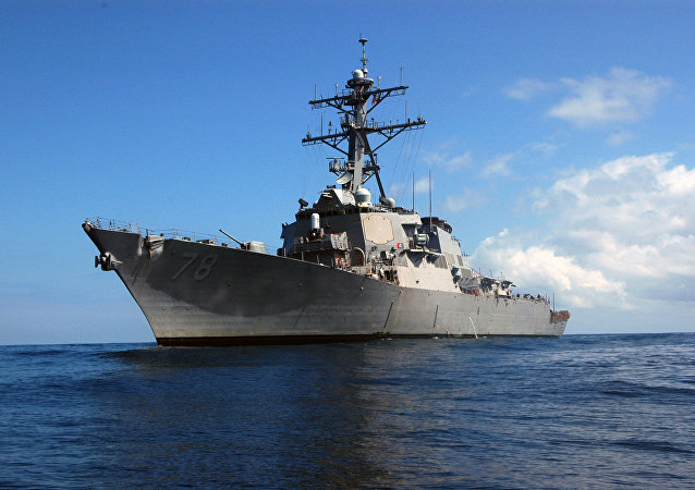 USS Porter (foto d'archivio)