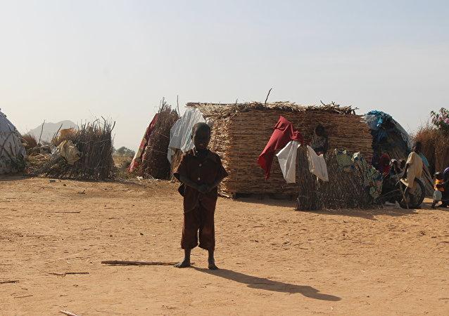 Campi profughi in Camerun: in fuga dagli islamisti di Boko Haram
