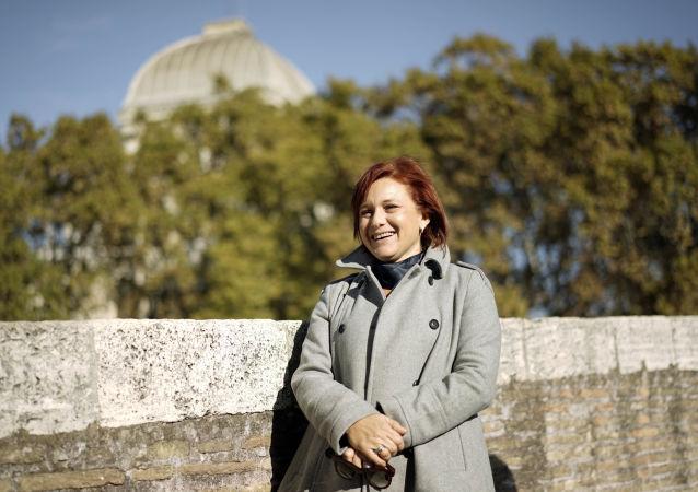 Ruth Dureghello, presidente della Comunità Ebraica di Roma