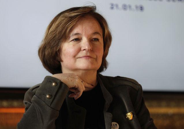 Nathalie Loiseau, ministro per gli Affari europei della Francia