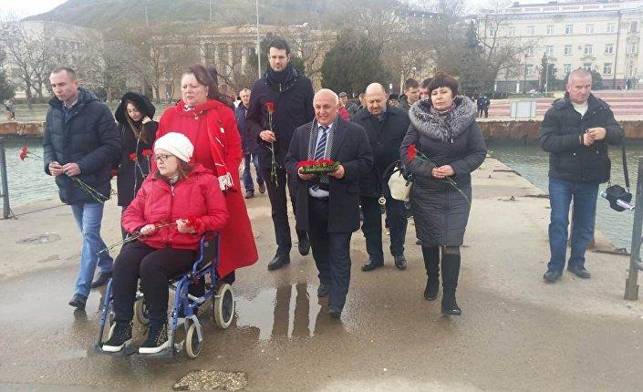 """La """"Giornata del ricordo"""" a Kerch. 29 gennaio '42, la deportazione degli italiani di Crimea."""