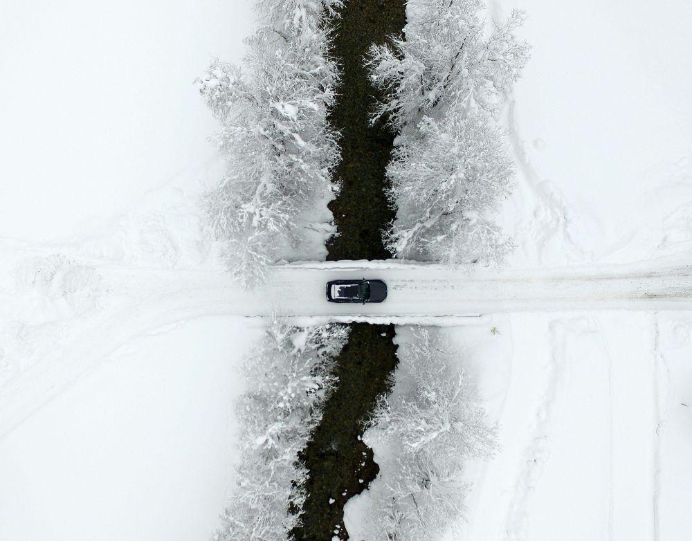 Nevica dappertutto