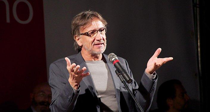 Il professore Michele Boldrin