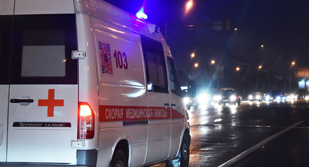 Ambulanza in Russia