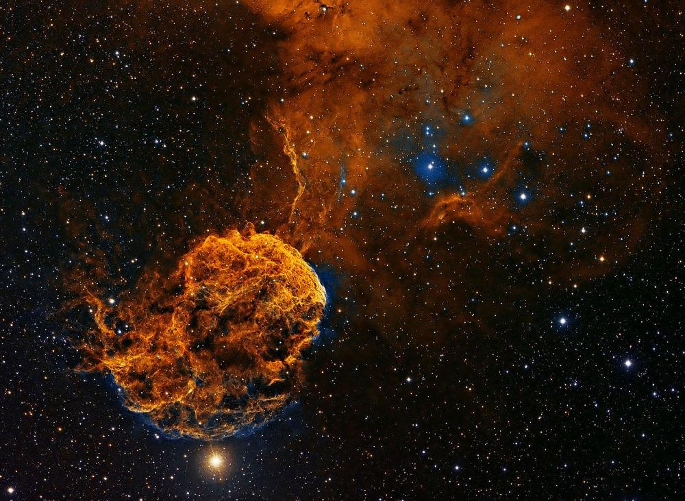 Concorso delle migliori foto dello spazio.