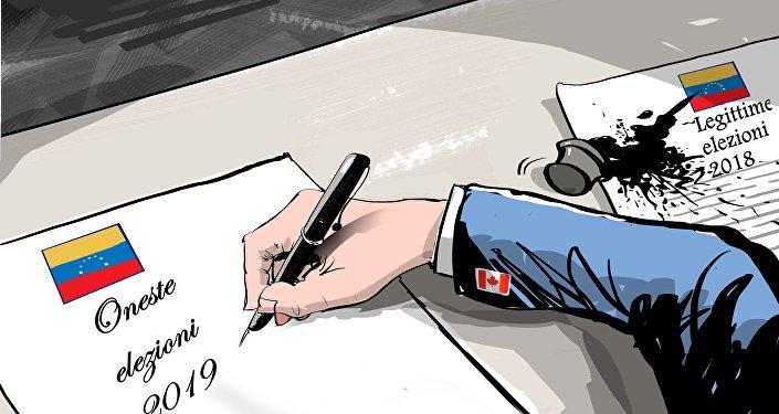 Il premier canadese Justin Trudeau ha discusso la necessità di svolgere oneste elezioni presidenziali in Venezuela