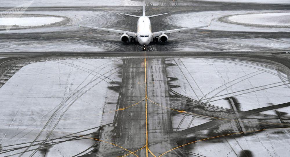 All'aeroporto Domodedovo di Mosca