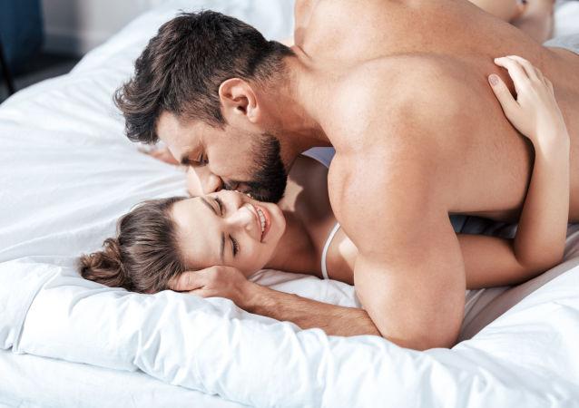una coppia innamorata
