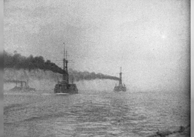 Inizio della guerra russo-nipponica