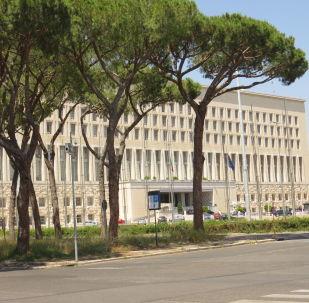 Palazzo della Farnesina.