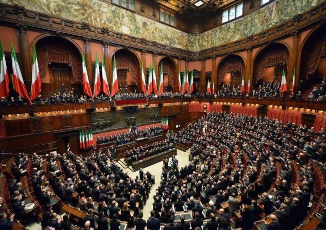 Camera dei deputati, Palazzo Montecitorio