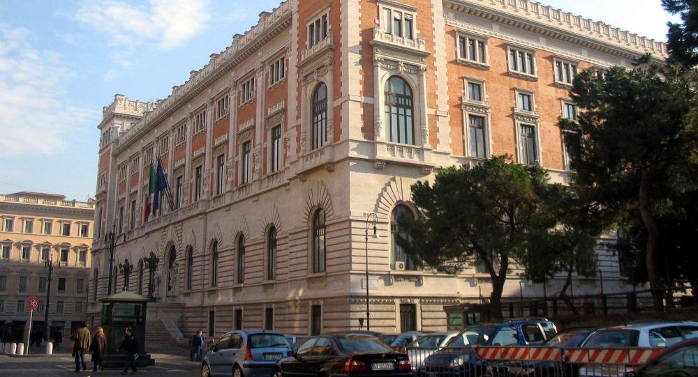 Camera dei deputati italiano