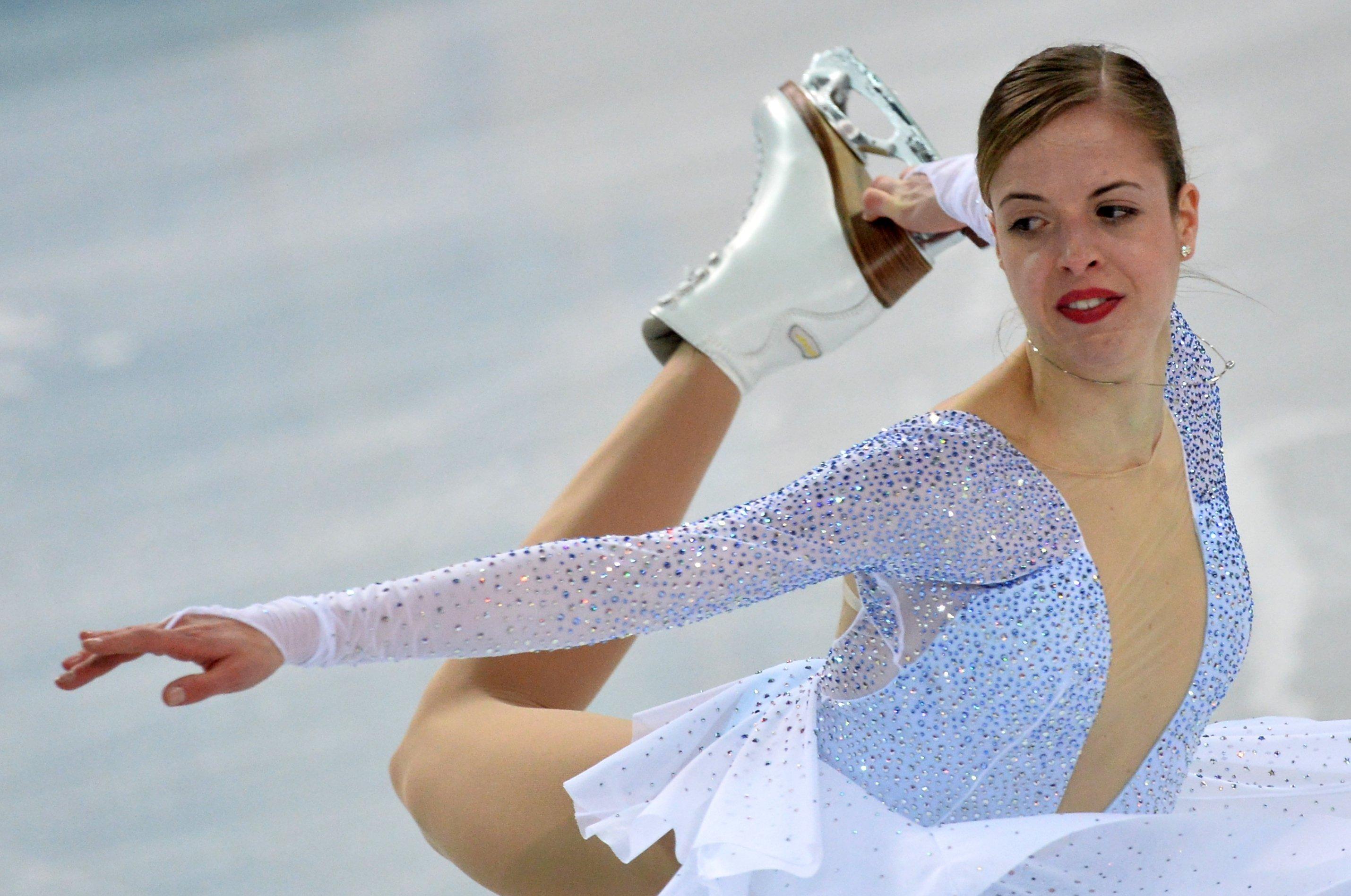 Carolina Kostner alle Olimpiadi di Sochi 2014