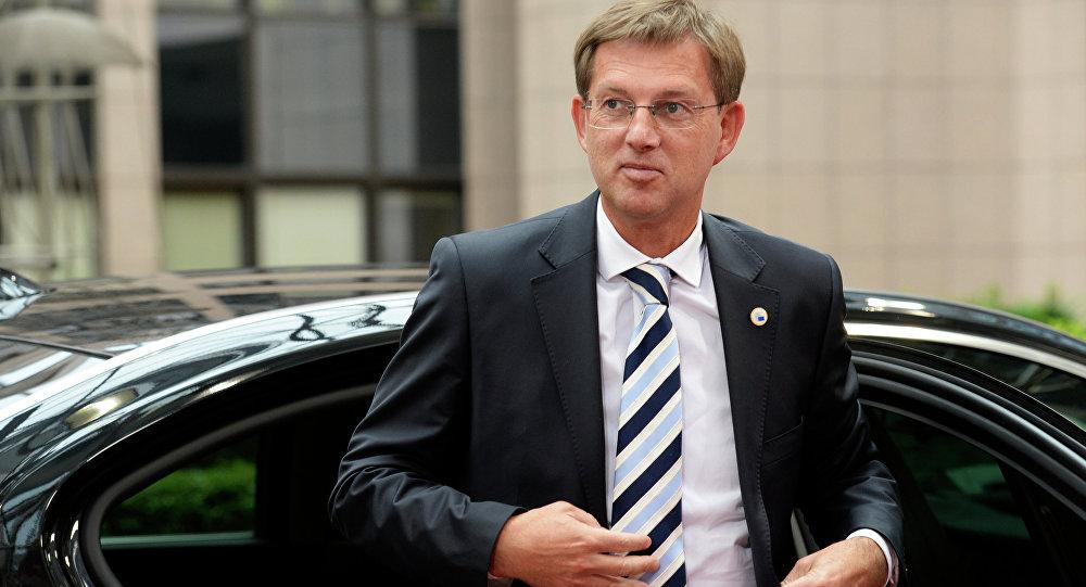 Il primo ministro sloveno Miro Cerar.